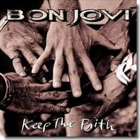 Audio CD Bon Jovi. Keep The Faith