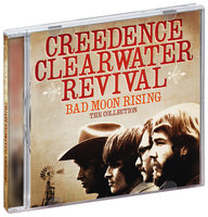 Audio CD Creedence Clearwater Revival. Bad Moon Rising: The Collection