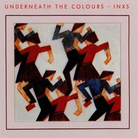 Audio CD INXS. Underneath The Colours
