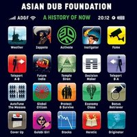Audio CD Asian Dub Foundation. A history of now