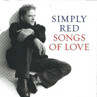 Audio CD Simply Red. Songs of love