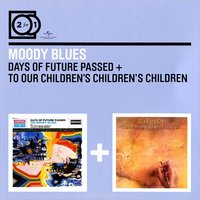 Audio CD The Moody Blues. Days Of Future Passed. In Search Of The L