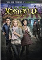 DVD Монстервилль / R.L. Stine's Monsterville: The Cabinet of Souls