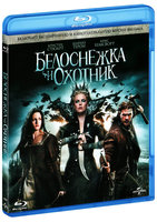 Blu-Ray Белоснежка и охотник (Blu-Ray) / Snow White and the Huntsman