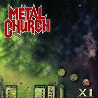 Audio CD Metal Church. XI
