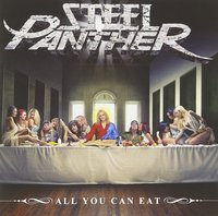 Steel Panther. All you can eat (CD)