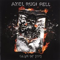 Axel Rudi Pell. Game Of Sins (CD)