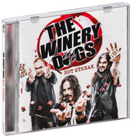 Audio CD The Winery Dogs. Hot Steak