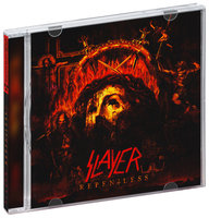 Audio CD Slayer. Repentless