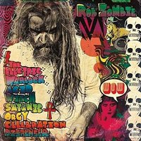 LP Rob Zombie. Electric Warlock Acid Witch Satanic Orgy (LP)