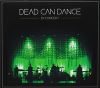 Dead Can Dance. In concert (CD)