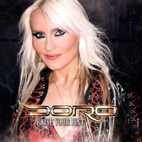Doro. Raise your fist (CD)