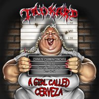Audio CD Tankard. A girl called cerveza