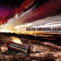 Keith Emerson Band. Keith Emerson Band (DVD + CD)