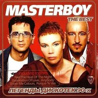 Легенды дискотек 90-х. Masterboy. The Best (CD)
