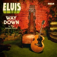 Audio CD Элвис Пресли: Way Down In The Jungle Room