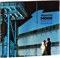 LP Depeche Mode. Some Great Reward (LP)