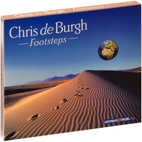 Audio CD Chris De Burgh. Footsteps