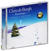 Chris De Burgh. Footsteps. Special edition (CD)