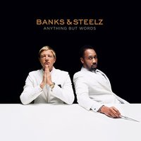 LP Banks & Steelz: Anything But Words (LP)
