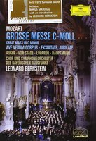 DVD Leonard Bernstein. Mozart: Mass in C minor, Ave Verum, Exultate Jubil