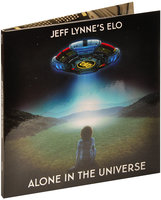 Jeff Lynne's ELO. Alone In The Universe (Deluxe Edition) (CD)