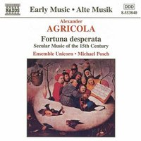 Audio CD Ensemble Unicorn. Agricola: Secular Works