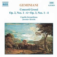 Audio CD Jaroslav Krecek, CIB. Concerti Grossi Vol. 1
