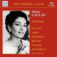 Maria Callas. A Portrait (CD)