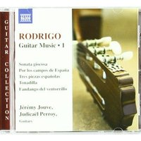 Audio CD Jeremy Jouve, Judicael Perroy. Guitar Music vol 1