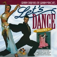 Audio CD Graham Dalby, The Grahamophones. Let`S Dance Vol. 4