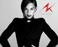 Alicia Keys. Girl On Fire (CD)