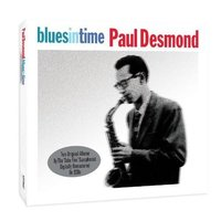Audio CD Paul Desmond. Blues In Time
