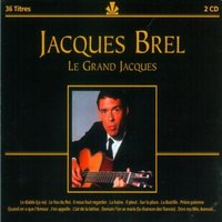 Audio CD Jacques Brel. Le Grand Jacques
