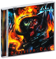 Sodom: Decision Day (CD)