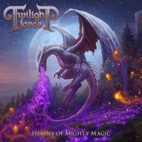 Twilight Force: Heroes Of Mighty Magic (CD)