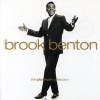 Audio CD Brook Benton. The Platinum Collection