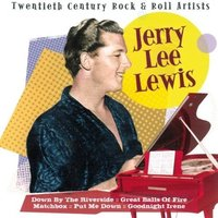 Audio CD Jerry Lee Lewis. 20Th Century Rock`N`Roll Artists