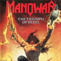 Audio CD Manowar. The Triumph Of Steel