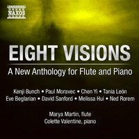 Audio CD Marya, Martin. Eight Visions