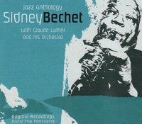 Sidney Bechet. Jazz Anthology (CD)