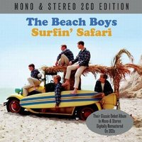 Audio CD The Beach Boys. Surfin` Safari. Mono/Stereo