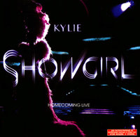 Kylie Minogue. Showgirl Homecoming Live (2 CD)