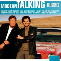 Audio CD Modern Talking. Milestones