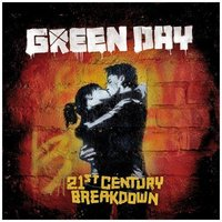 Audio CD Green Day. 21st Century Breakdown