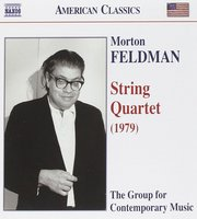 Audio CD Group for Contemporary Music. String Quartet