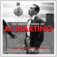 Audio CD Al Martino. The Smooth Voice Of