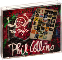 Phil Collins: The Singles (3 CD)