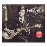 Audio CD Robert Johnson. The Complete Collection