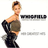 Audio CD Whigfield. Waiting For Saturday. Her Gre